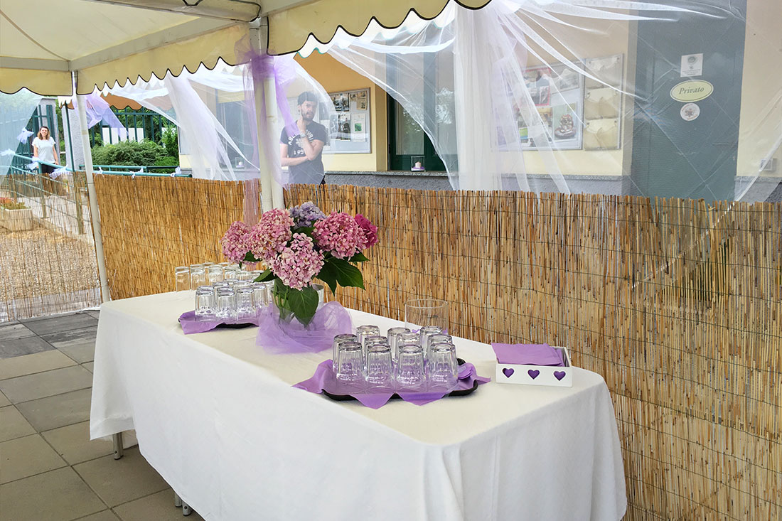 Matrimonio al Laghetto Cantone