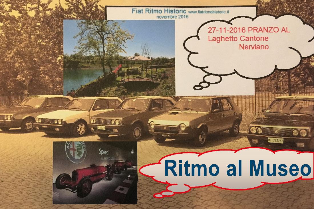 Fiat Ritmo Historic
