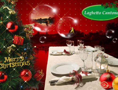 Pranzo e cena al Laghetto Cantone