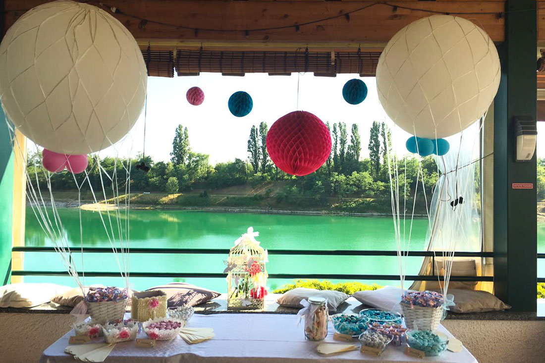 Battesimo al Lago Cantone