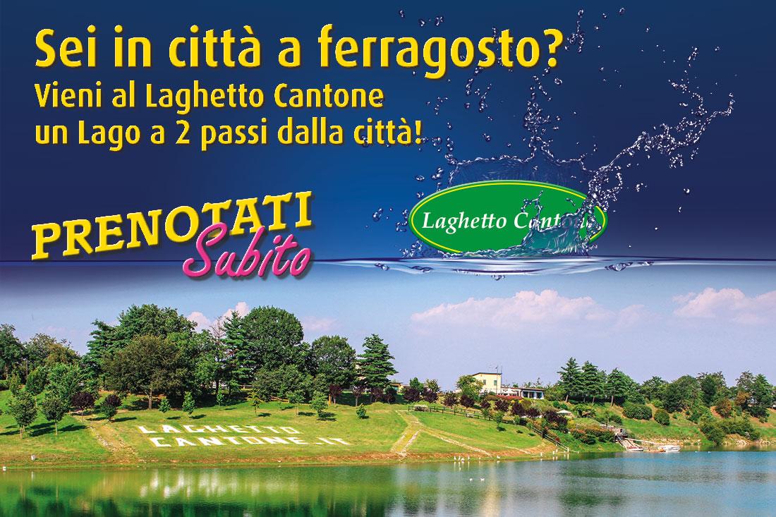 Ferragosto al Lago Cantone di Nerviano