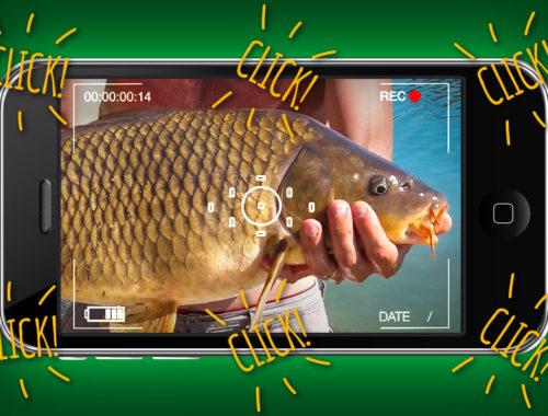 foto di pesca