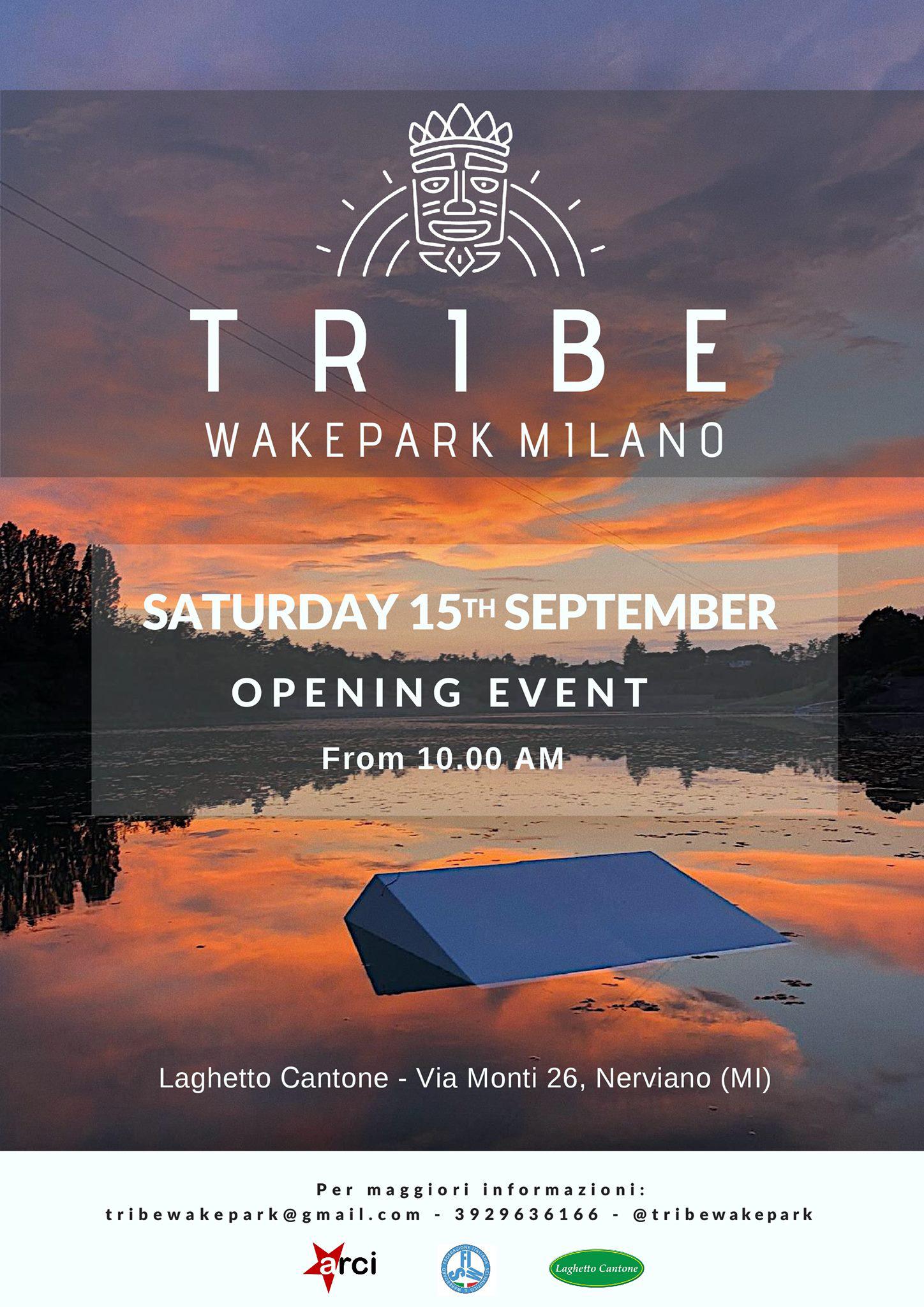 Tribe Wakepark