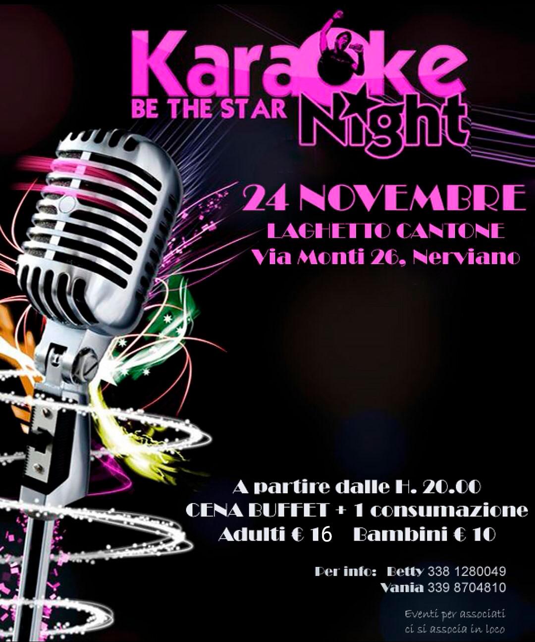 Karaoke al Lago